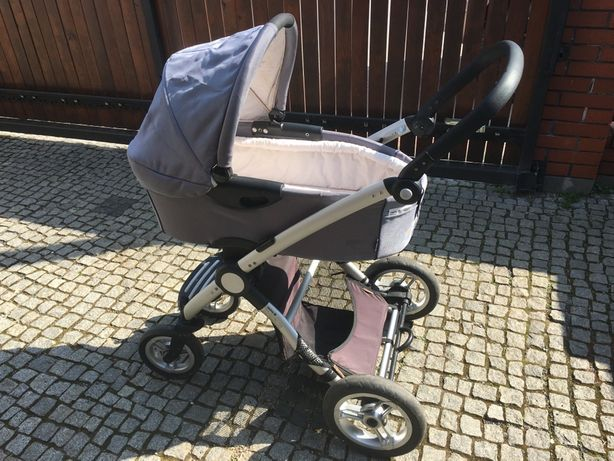 Wózek Mutsy Evo gondola + spacerówka komplet jak nowy!