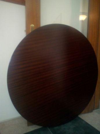 2 Tampos de mesa de madeira