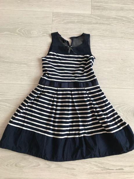Платье девочке Next 5-6 лет
