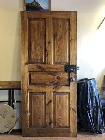 Дверь сосна Двері сосна