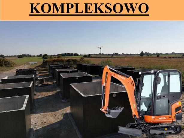Szamba/Szambo betonowe/Zbiornik betonowy Wieliczka Kraków Proszowice