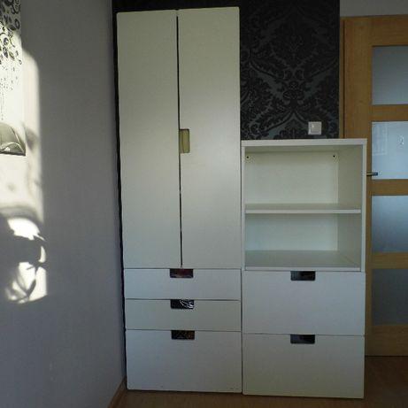 Szafa i szafka IKEA Stuva