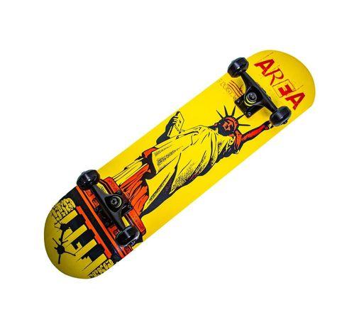 Доска скейтборд деревянный Scale Sports до 90 кг, микс цветов