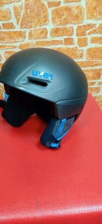 #190 Шлем Uvex jimm для зимних видов спорта