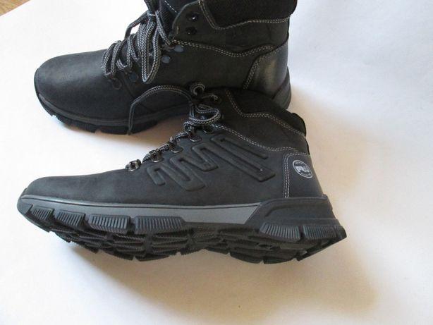 Новые мужские зимние ботинки натуральная кожа