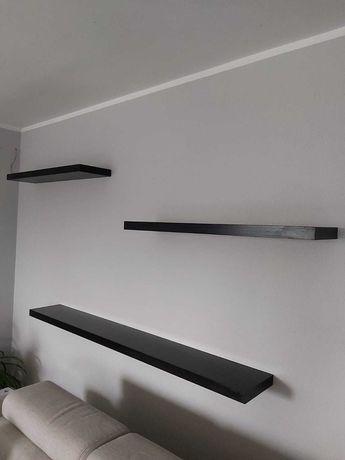 Półki ścienne 3 szt. IKEA