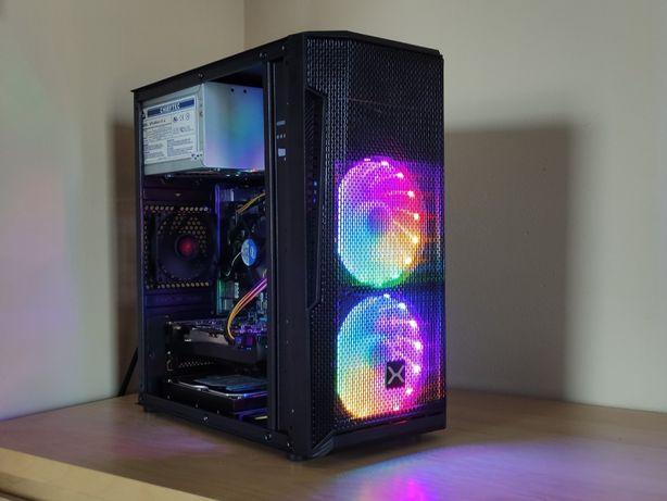 Kompaktowy komputer do gier - i5/8gb/GTX 650ti BOOST 2G/500GB/Win10Pro