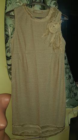Платье оригинал Ermanno Scervino натуральная ткань
