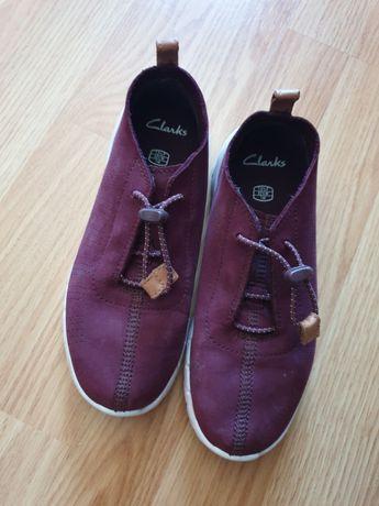 Świetne lekkie buty adidasy  Clarks 32 21cm