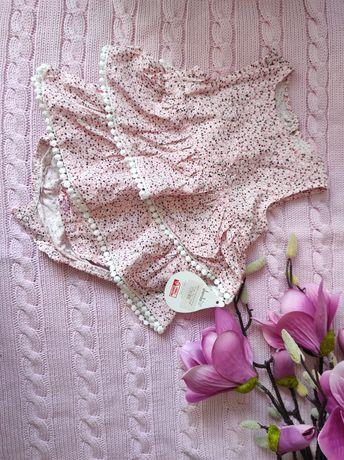 Body sukienka niemowlęca