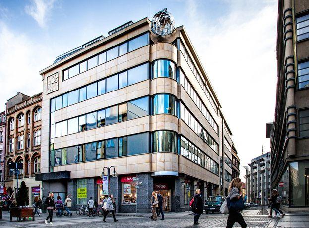 Biuro w centrum Wrocławia, 46,78 m2, Rynek