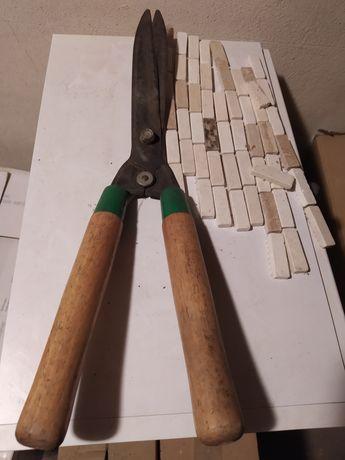 Nożyce do cięcia żywopłotu sprzedam
