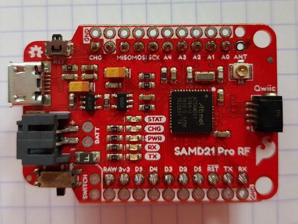 LoRa moduł radiowy SparkFun SAMD21 Pro RF