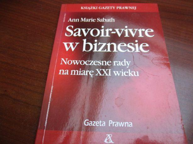 Savoir-vivre w biznesie, Ann Marie Sabath