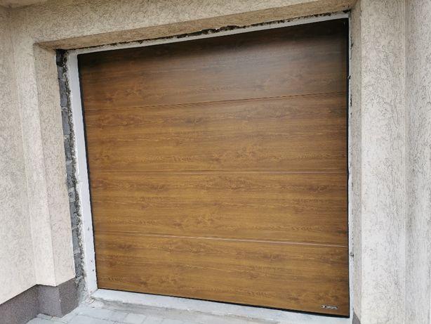 Brama garażowa segmentowa NAJCIEPLEJSZA W POLSCE