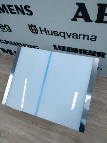 Вытяжка наклонная Electrolux™. Белое стекло. 55см.