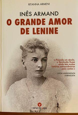 O Grande Amor de Lenine