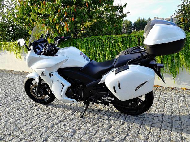 Honda CBF 1000 Sport Touring 2 anos de garantia