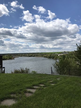 Аренда дома на берегу реки