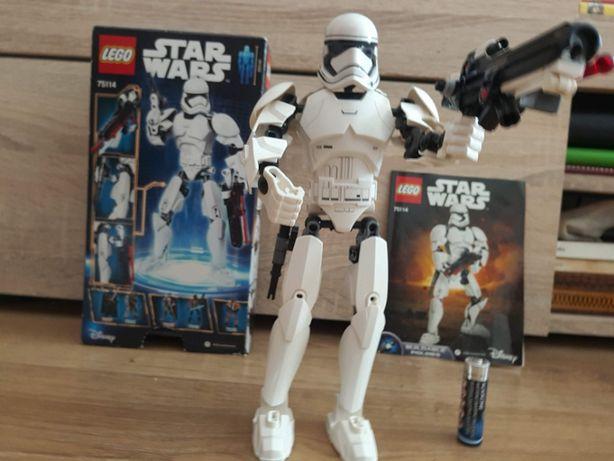 Klocki LEGO Szturmowiec Najwyższego Porządku 75114 - ideał