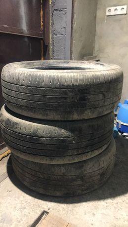 Колесо Bridgestone 245/55 R19 лето, набор 3шт.