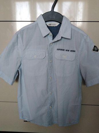 Koszula, roz 140,stan bardzo dobry, jak nowa