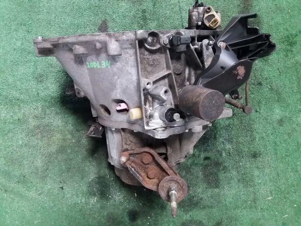 Caixa Velocidades Peugeot / Citroen 1.9 D Ref: 20 DL 34