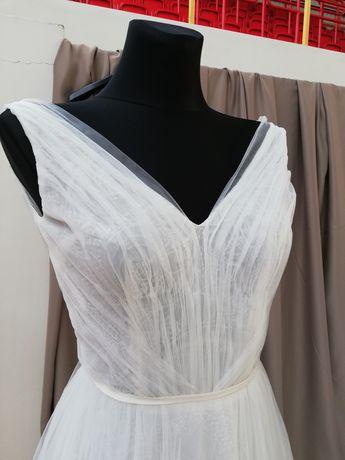 Suknia ślubna Viola Piekut model Pedro rozmiar 36 / 38