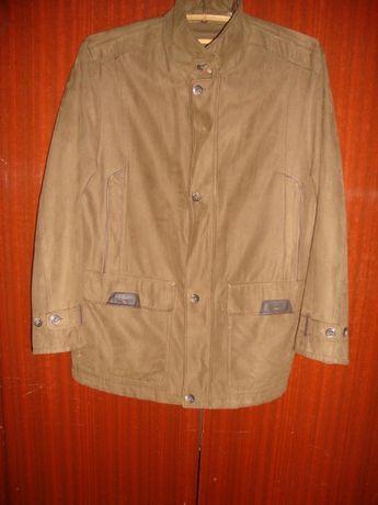 Мужская осеняя курточка Р 48
