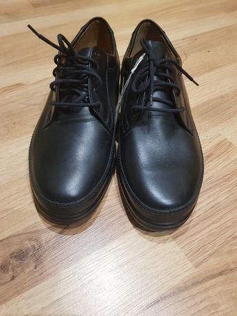 Туфлі чол.шкіра,44р,Salamander