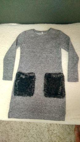 Стильное платье-туника