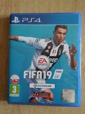 Gra Fifa 19 PS4 PL