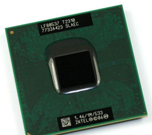 Процессор для ноутбука Intel Pentium Dual-Core Mobile T2310 (Socket P)