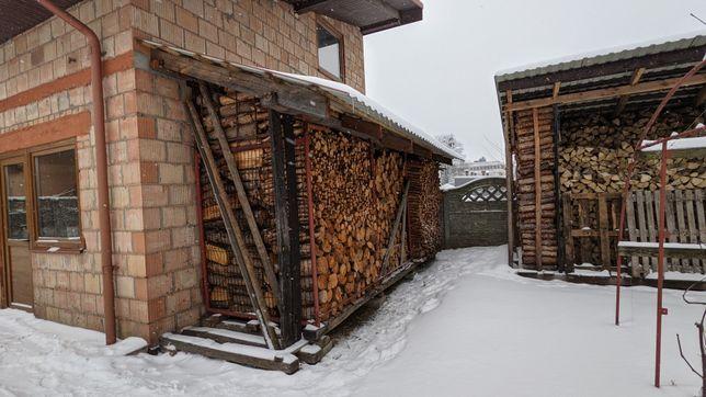 Drewutnia – wiata na drewno opałowe