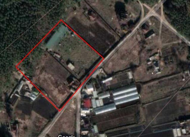 Продам комплекс  570м2/ Участок 1Га/ Лизогубовка