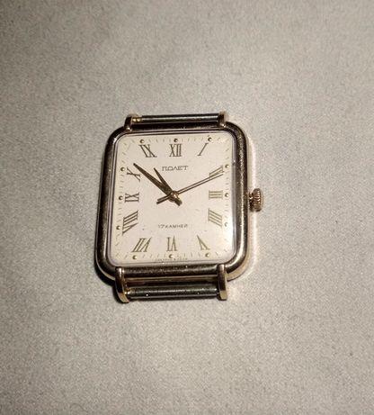 """Золотий годинник """"Політ, 17 каменів"""""""