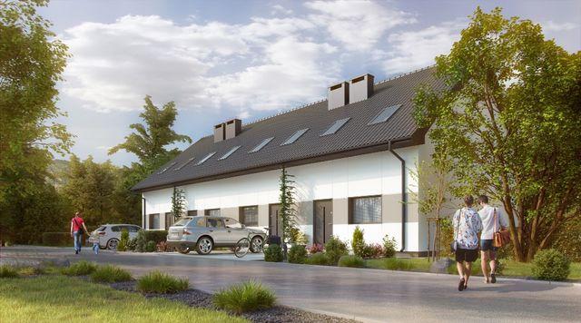 Nowe Osiedle - Domy w cenie mieszkania