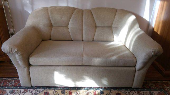 Sofa 2-osobowa rozkładana BRW (Black Red White) nie Ikea