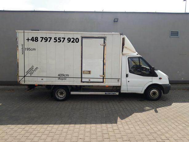 Transport - Przeprowadzki - holowanie