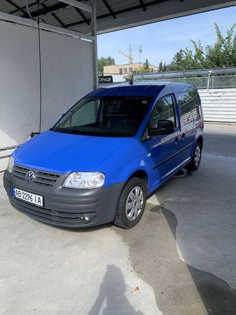 Авто  volkswagen caddy ecofuel 2.0