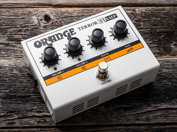 Orange Terror Stamp 20W amplificador