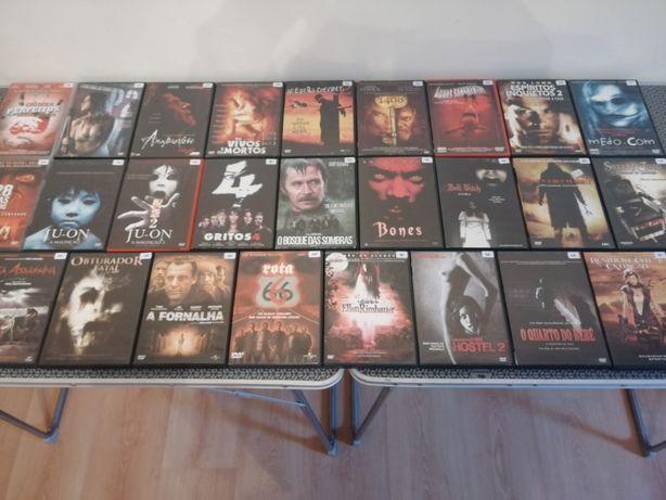 Filmes Dvd de Terror (Unidade)