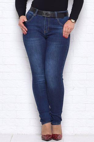 Женские батальные джинсы 56-58-60-62-64размеров