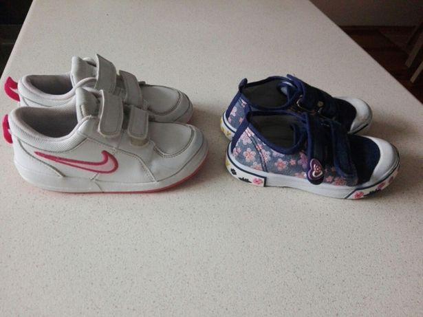 Adidasy Nike 27, trampki