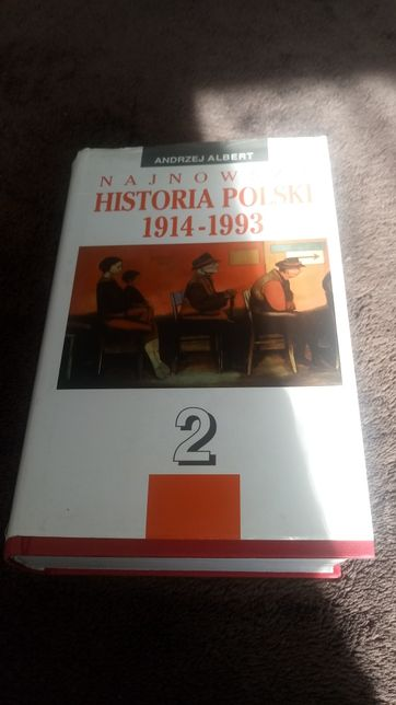 Najnowsza historia Polski 1914 do 1993