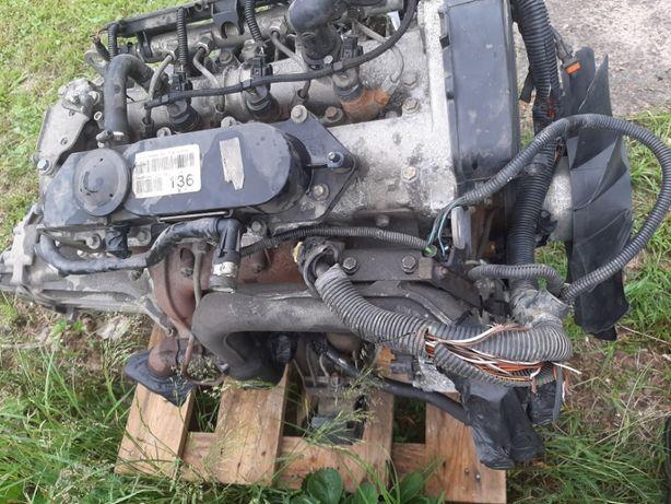 Iveco silnik 2,3 kompletny