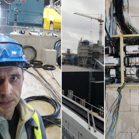 Електромонтажні роботи, охоронна сигналізація, відеоспостереження