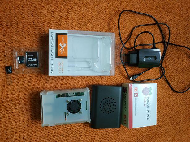 Raspberry Pi 3b+/konsola retro/Raspbian Full+Kodi