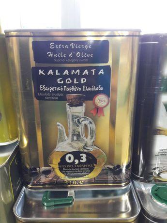 Oliwa Grecka Kalamata Gold Extra virgin 0.3%