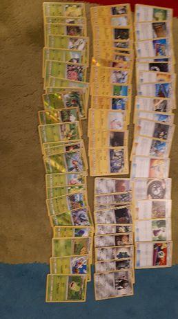 Karty Pokemon oryginalne używane